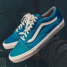 Vans Old Skool Shoes in Blue